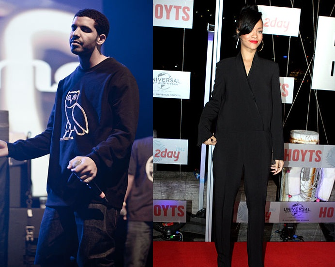 Singers Rihanna and Drake are reported to have made their relationship exclusive