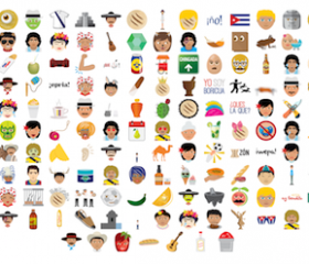 Latin Emojis, Zubi Advertising