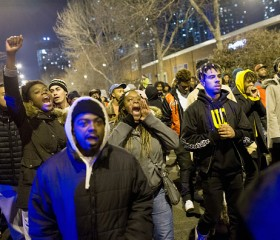 Chicago Protest - Nov. 24, 2015