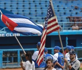 US U.S. American flag Cuba