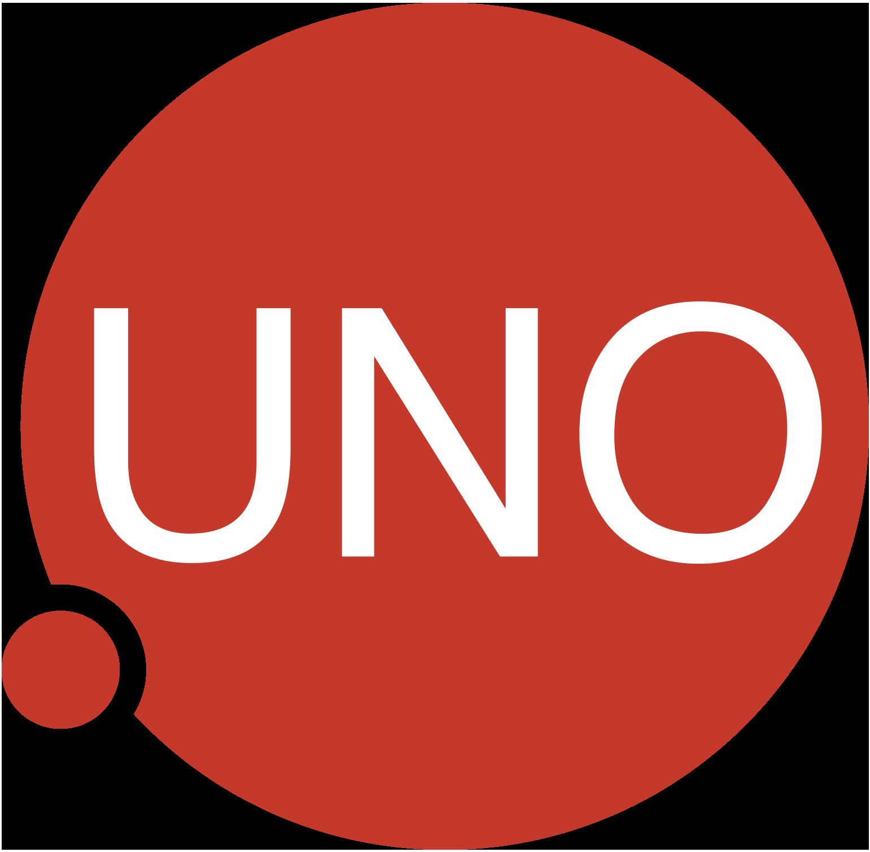 Uno Card Game Logo Uno-dot-latin-shaul-jolles-    Uno Card Game Logo