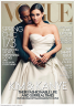 Kim Kardashian, Kanye West for Vogue April Issue