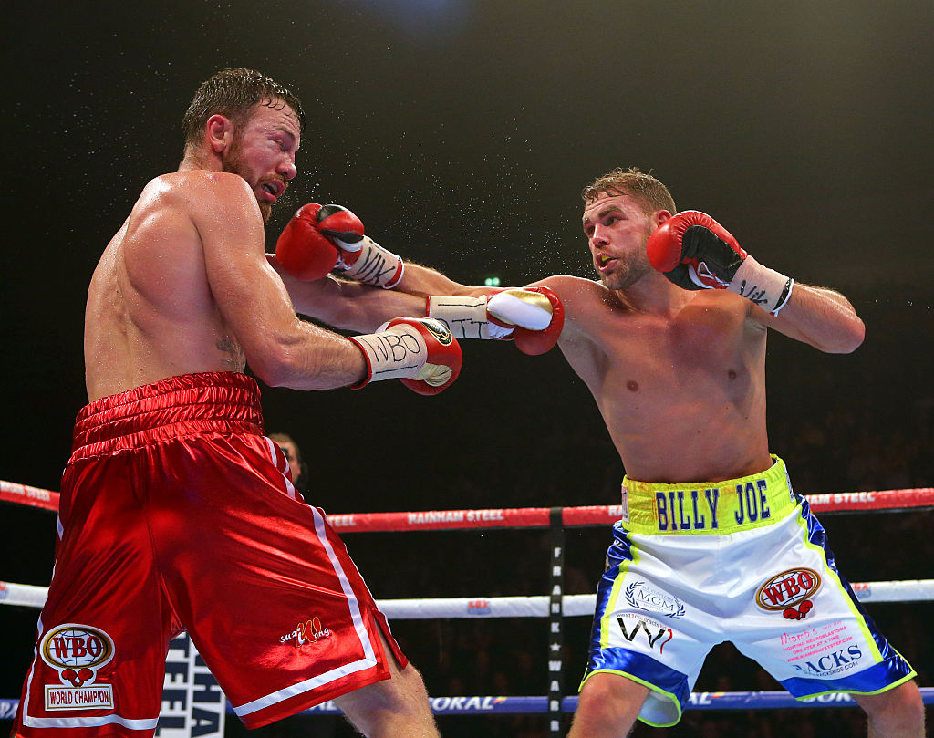 billy joe saunders - photo #15