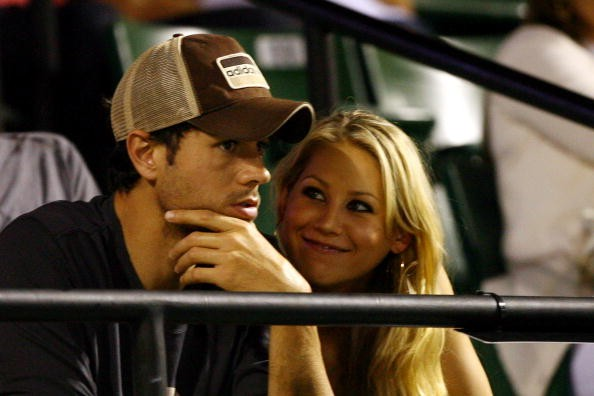 Enrique iglesias met anna kournikova over a decade ago but hasn t