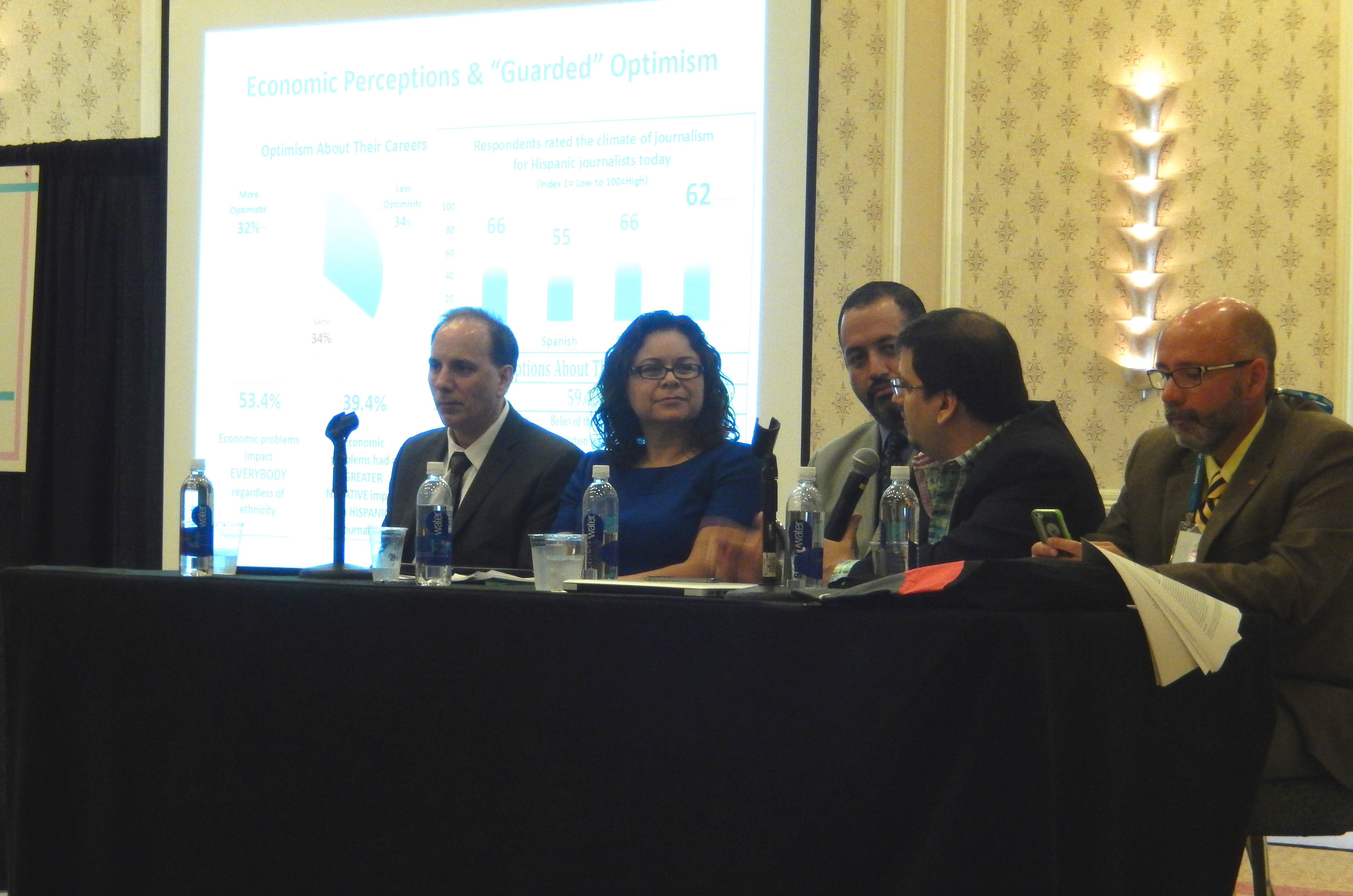 Hispanicize 2014 : The State of Latino Journalists panel