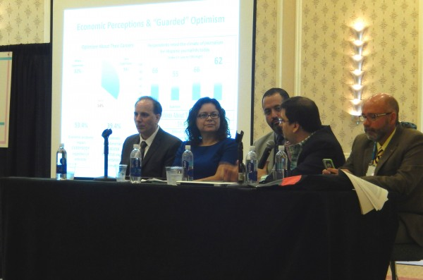 Hispanicize 2014 : The State of Latino Journalists pane