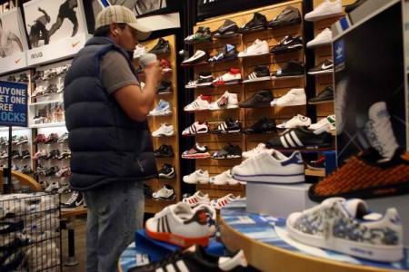 Consumer Spending Rises For Second Month In A Row, As Income Falls