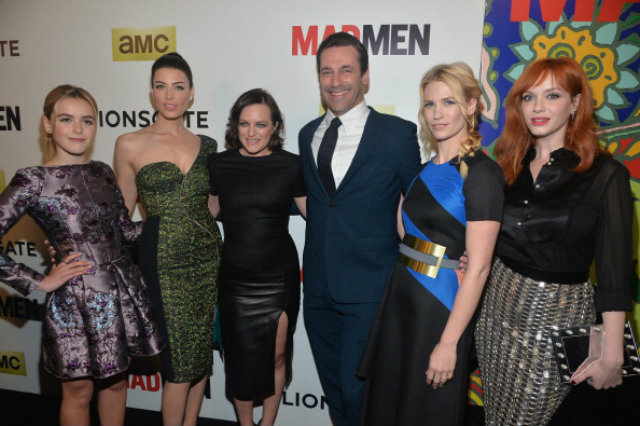 ... Mad Men Season Premiere, Starring Yet Another Surprise '90s Guest Star