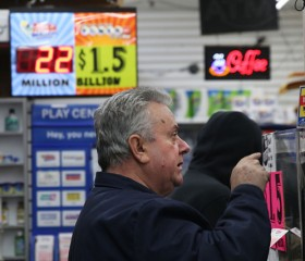 3 Winners to Split Historic Powerball Jackpot