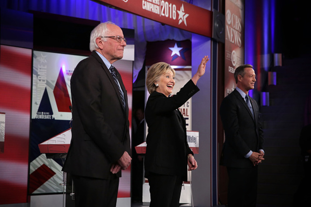 Democrats Prep for Last Debate before Iowa Caucuses