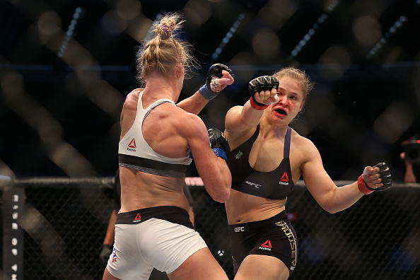 Ronda Rousey wants Holly Holm rematch in 2016