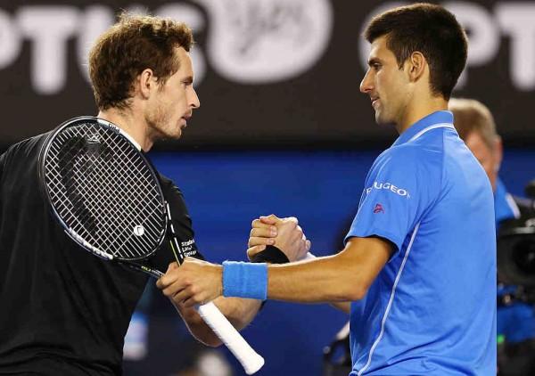 Djokovic belts listless Murray to win record-equalling sixth Australian Open