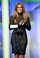 Jennifer Lopez At 25th Annual GLAAD Media Awards