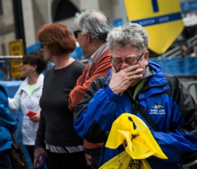 Boston Commemorates One-Year Anniversary Of Marathon Terror
