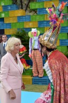 Prince Charles, Prince Of Wales And Camilla, Duchess Of Cornwall Visit Colombia - Day 2