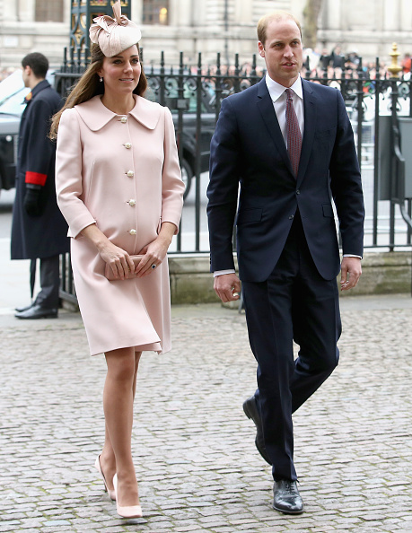 Kate Middleton Pregnant With Twin Girls