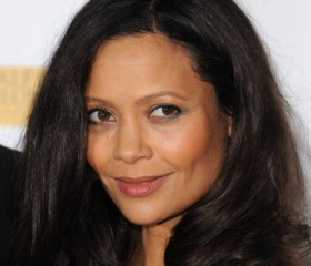 "Thandie Newton At ""Half Of A Yellow Sun"" - UK Premiere"