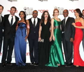 Cast of Scandal