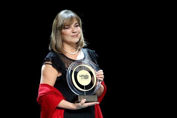 Politician Loretta Sanchez attends The Los Angeles Times and Hoy 2015 Latinos de Hoy Awards at Dolby Theatre on October 11, 2015 in Hollywood, California.