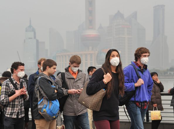 Air pollution increases risk of obesity, diabetes