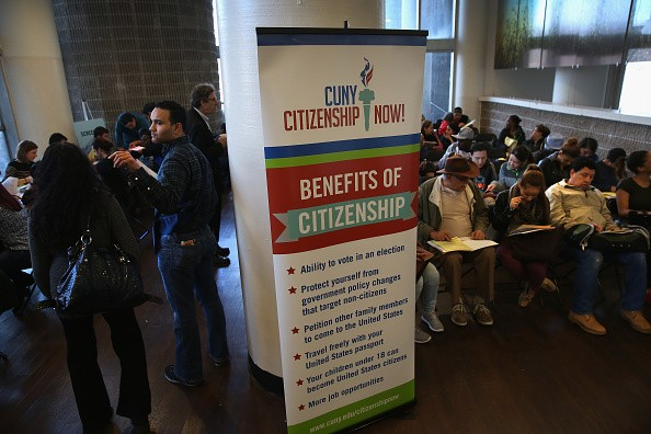 Immigrants Apply For US Citizenship In Increasing Numbers During Election Year