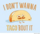 Best taco memes on social media.