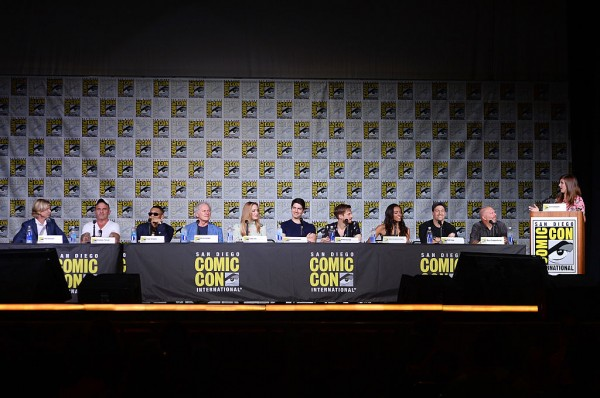 Comic-Con International 2016 - DC's 'Legends Of Tomorrow' Special Video Presentation And Q&A