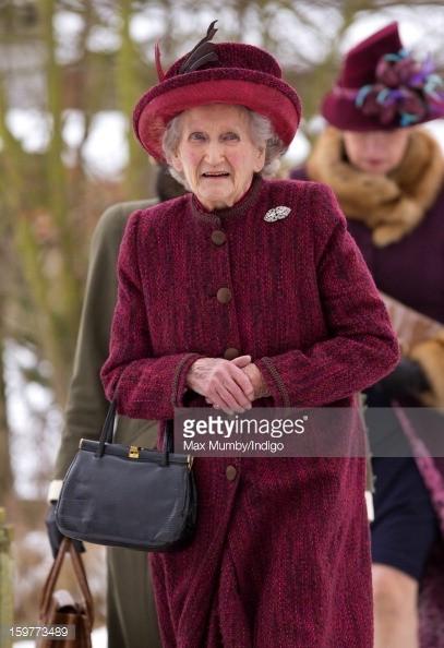 Margaret Rhodes, Queen Elizabeth's Cousin and Close Friend, Passed Away