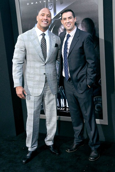 Premiere Of Warner Bros. Pictures' 'San Andreas' - Arrivals