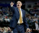 Head coach Rick Carlisle of the Dallas Mavericks leads the Dallas Mavericks against the New Orleans Pelicans in the first half at American Airlines Center on November 27, 2016 in Dallas, Texas.
