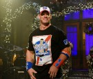 SATURDAY NIGHT LIVE -- 'John Cena' Episode 1713 -- Pictured: Host John Cena on December 6, 2016