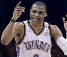 Russell Westbrook Felts Short In His Triple-Double Streak