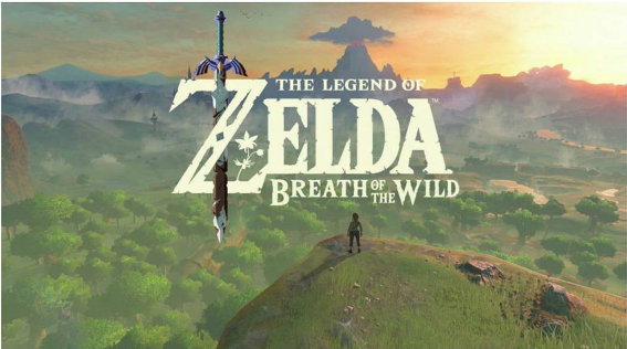 """The video game """"Legend of Zelda"""" might include time travel."""