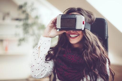 Having fun in virtual reality