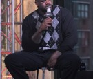 Shaquille O'Neal appears to promote 'Toys for Tots' during the AOL BUILD Series at AOL HQ on December 6, 2016 in New York City.