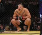 Cain Velasquez prepares to fight