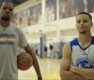 Stephen Curry & Kevin Durant