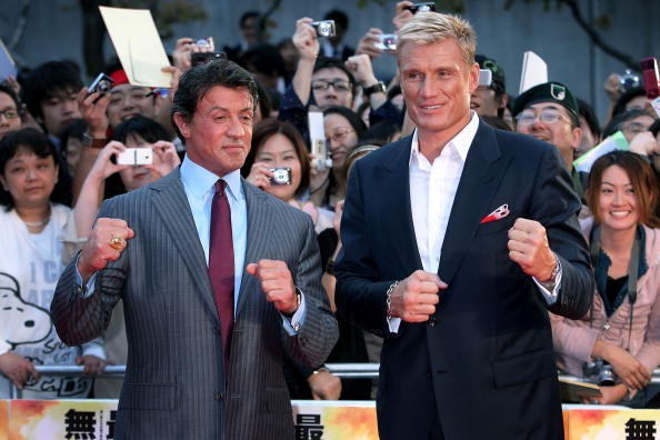 'The Expendables' Japan Movie Premiere