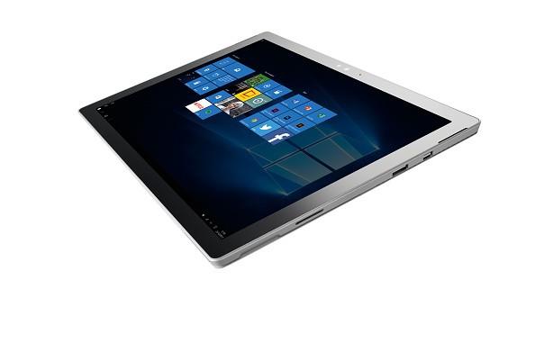 A Microsoft Surface Pro 4 tablet, taken on December 14, 2015.