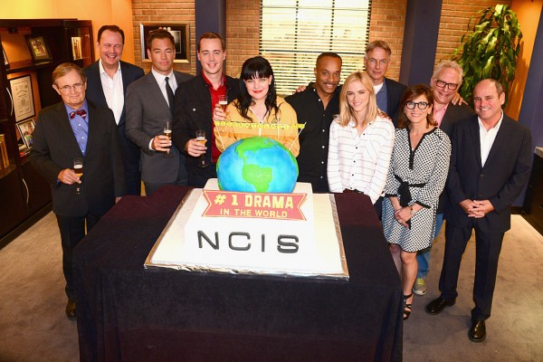 'NCIS' Celebrates Being Named The Most-Watched Drama In The World