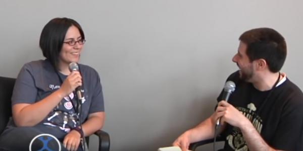 ConnectiCon 2016: Erica Mendez Interview