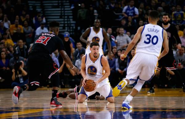 Chicago Bulls v Golden State Warriors