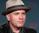 Actor Ewan McGregor of the television show 'Fargo' speaks onstage during the FX portion of the 2017 Winter Television Critics Association Press Tour at Langham Hotel on January 12, 2017.