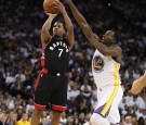 Toronto Raptors v Golden State Warriors