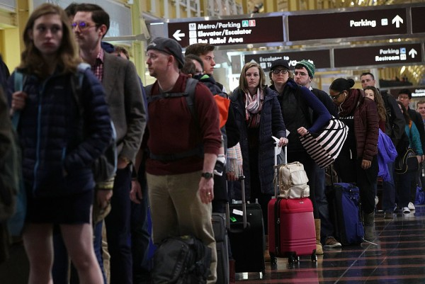 AAA Predicts The Busiest Thanksgiving Travel Period In Nine Years