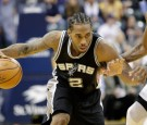 NBA News: Kawhi Leonard Wins All-Star Duel Vs Paul George as Spurs Win In Indy