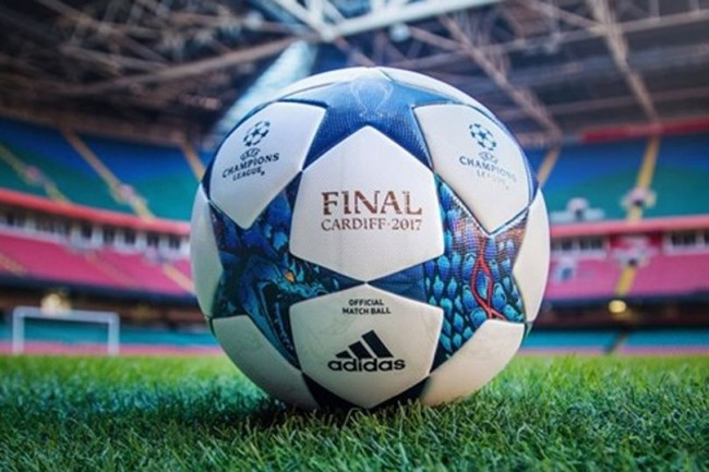 UEFA Champions League Match Ball