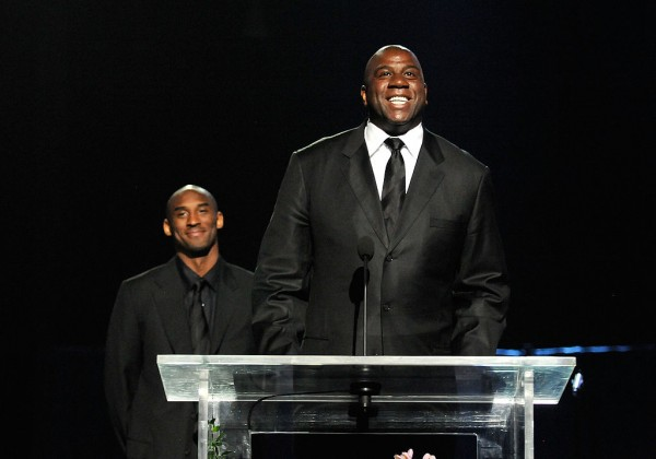 NBA News: Magic Johnson Wants Kobe Bryant To Have A Spot In Lakers Front Office