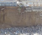 Erosion eats away California cliff, prompts state of emergency