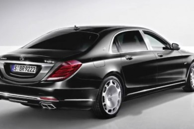 2017 Mercedes-Maybach S-Class S550 4Matic